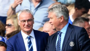 Hiddink says he turned down chance to replace Ranieri at Leicester