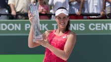 Johanna Konta says she is targeting the world number one spot after climbing to seventh in the rankings.
