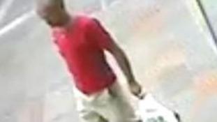 CCTV footage of Gareth Williams