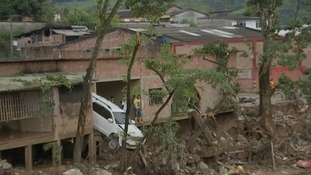 More than 250 dead in Colombia mudslide