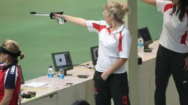 Welsh shooters are looking towards the 2014 Commonwealth Games in Glasgow
