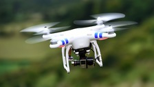The number of drone incidents has increased.