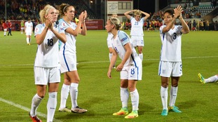England Women squad named for Euro 2017