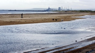 Seaton Carew, County Durham.