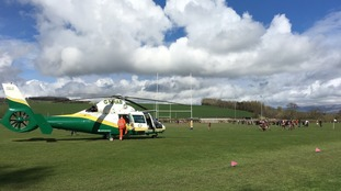 A 13-year-old boy was injured in one of the incidents.