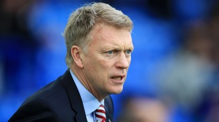 David Moyes of Sunderland