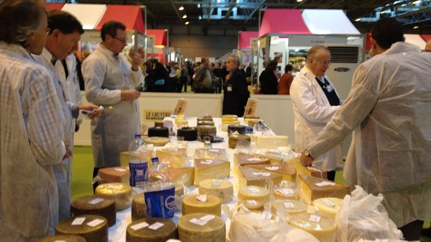 World cheese award underway