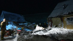 Longyearbyen has experienced two avalanches in just over a year.