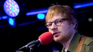 Jon Earl missed his chance to have Ed Sheeran perform at The Shed.
