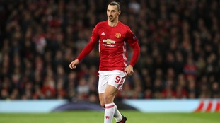 Zlatan Ibrahimovic, Man Utd forward