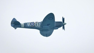 Buried Spitfires to be excavated