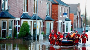 Carlisle was badly affected by the floods in December 2015.