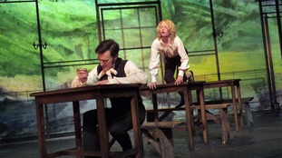 Wordsworth play has world premier in Keswick