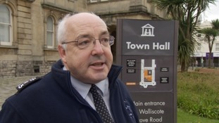 Allan Taylor, Parking Services Manager, North Somerset Council.