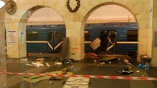 St Petersburg metro blast: What we know so far