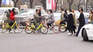 China's 'Uber for bikes' coming to the UK