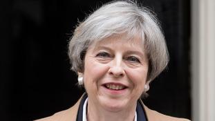 Theresa May defends Saudi Arabia ties ahead of trade talks
