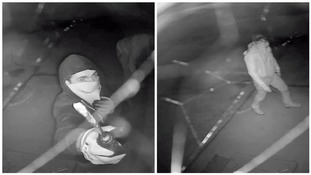 Police have released the images in an appeal to the public
