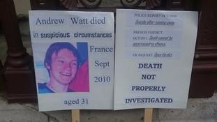 What we know about Andrew Watt's death in France