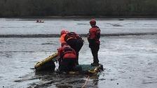 mud rescue