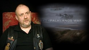 Army medic recalls his service in The Falklands War