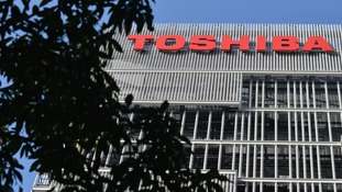 Toshiba's HQ in Japan.