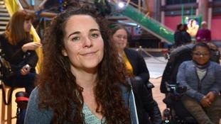 Corrie actress's marathon campaign