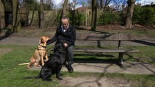 Walsall vet Richard Hillman experienced problems with his mental health