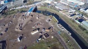 Arena site