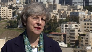 Theresa May has defended her ties with Saudi Arabia.