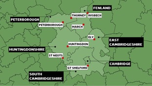 The new Mayor and Combined Authority covers five district and city councils in Cambridgeshire along with the City of Peterborough and Cambs County Council.