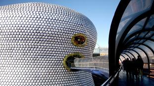 Record number of tourists visit Birmingham