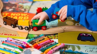 More than 1,000 nurseries in England next to roads breaking legal pollution limits