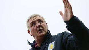 Steve Bruce, Aston Villa manager