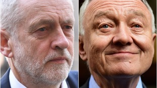 Labour's NEC to review Ken Livingstone's comments in wake of suspension, Corbyn says