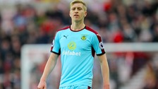 Burnley defender Ben Mee