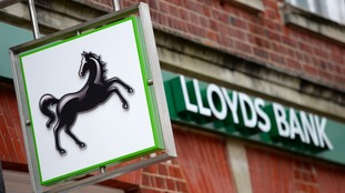 Lloyds Bank has announced nine closures in the south of Scotland.