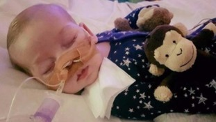 Charlie Gard's dad: 'Please give him a chance'