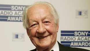 Brian Matthew was a well-known voice on BBC Radio 2.