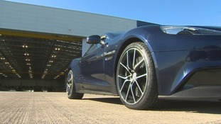 £60m in Aston Martin contracts on offer to Welsh firms