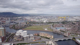 Rising salaries are making NI a more attractive place to live, a survey said.