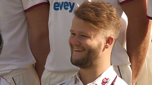 Ben Duckett: Northamptonshire batsman named among Wisden's cricketers of the year