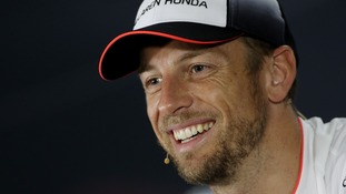 F1's Jenson Button is disqualified for going too fast