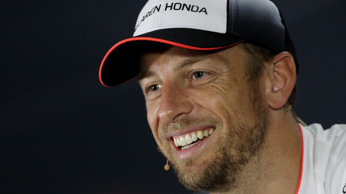 F1 S Jenson Button Is Disqualified For Going Too Fast