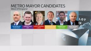 Metro Mayor candidates