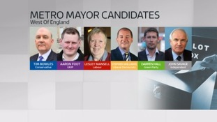 Countdown to a new Mayor for the West of England