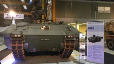 ARES fighting vehicle