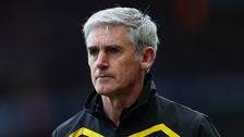 Alan Irvine was disgusted by his team's display at Huddersfield.