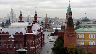 The Kremlin said the attack was a 'monstrous crime'.