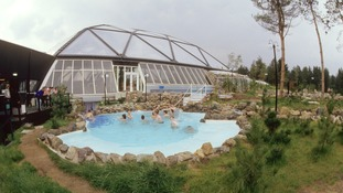 Center Parcs at Sherwood Forest, Nottinghamshire.